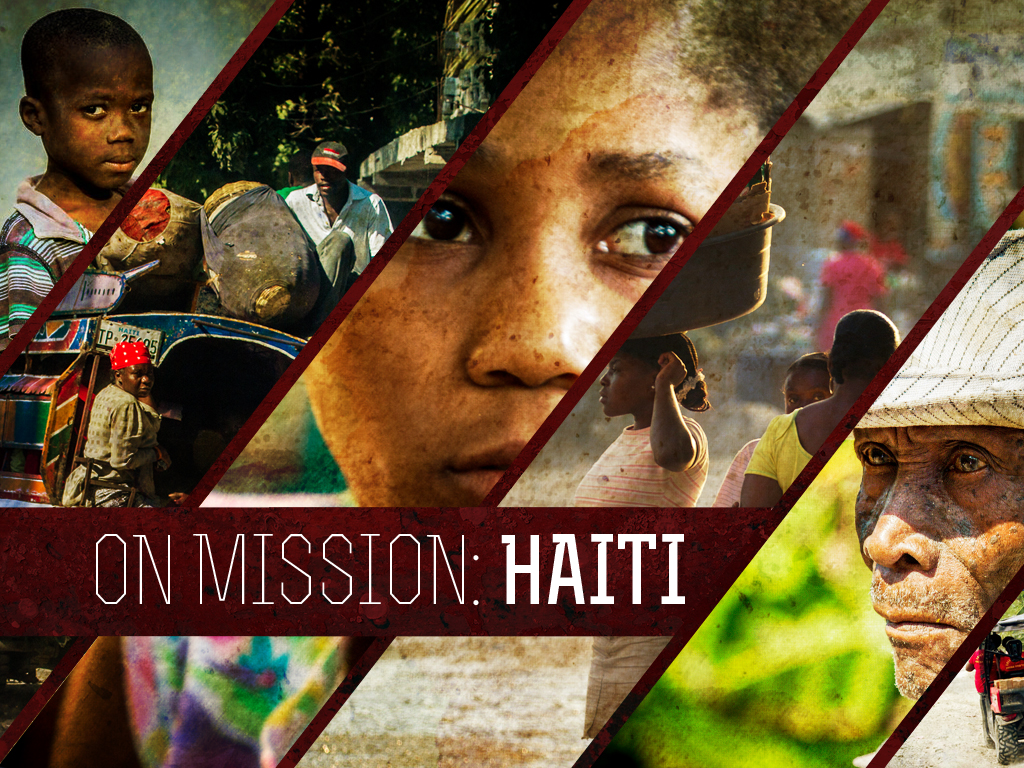 June 5 – Haiti: On Journey Together