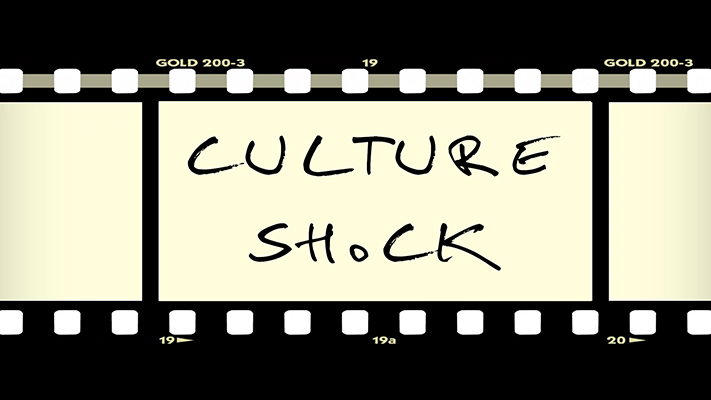 Sept. 27 – Culture Shock: Homosexuality