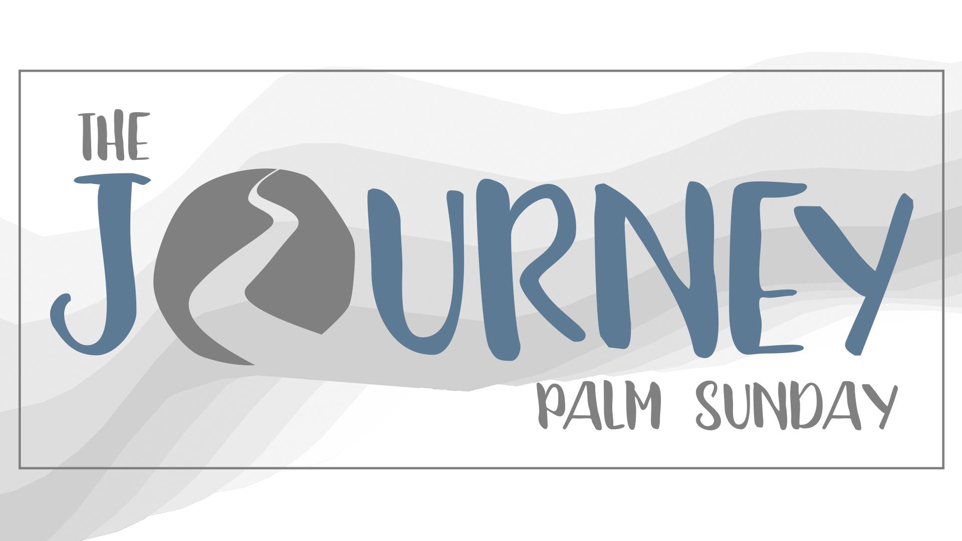 Apr. 9 – Palm Sunday