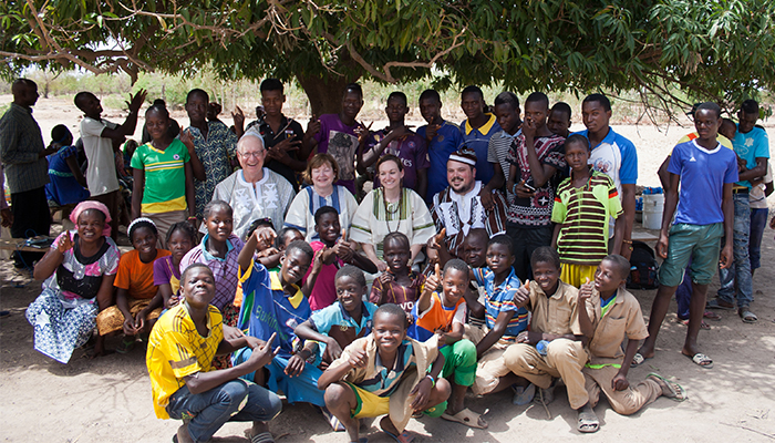 Report from Burkina Faso