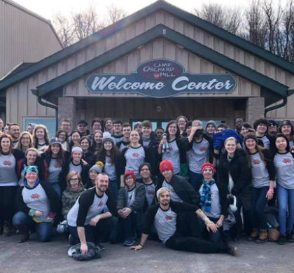 High School Winter Retreat