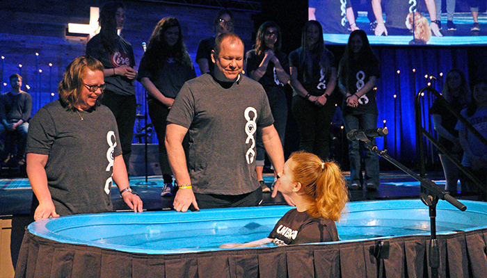 CORE Baptism